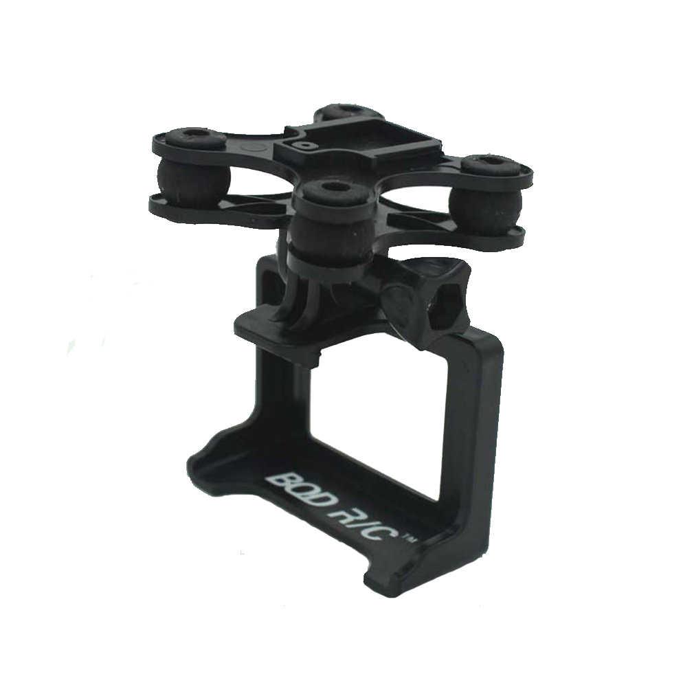 Cámara Gimble Mount Set SYMA X8 X8C X8W X8G X8HC X8HW X8HG soporte cardán RC Quadcopter Drone piezas de repuesto para SJCAM GOPRO