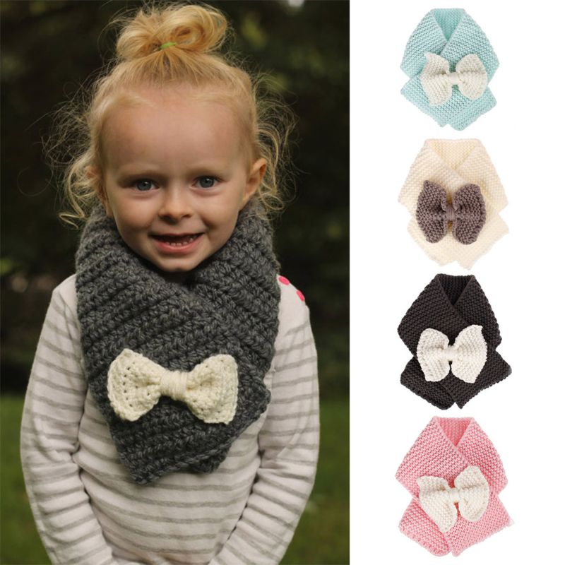 kids Scarves or Wraps Scarves Kids Newest Winter Warm Scarf Knitted Snood Shawl Ring Neck Wraps  Scarves Hot Baby tohoku-morinagamilk.co.jp