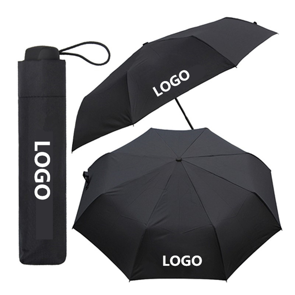 1X Customizable Umbrella For Toyota Honda Nissan Mercedes BMW Renault Lada Ford Buick Universal Car Accessories