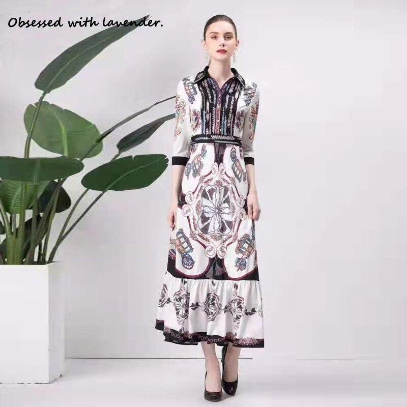 Одержимый лавандой. Новые платья, принты, этнические стили, осень, женская одежда, узоры, талия, элегантные вечерние