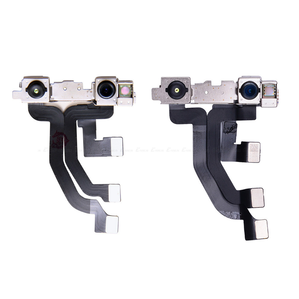 For iPhone 7 8 Plus X XR XS Max Front Facing Camera Cam Lens Light Proximity Sensor Flex Cable Replacement Parts|Mobile Phone Flex Cables| |  - title=