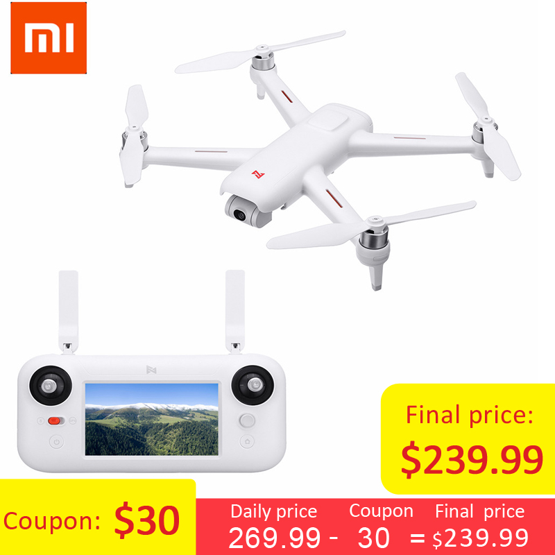 Xiaomi Gimbal Gps Drone Racing-Models Rc-Quadcopter 1080p-Camera Fimi A3 FPV Instock