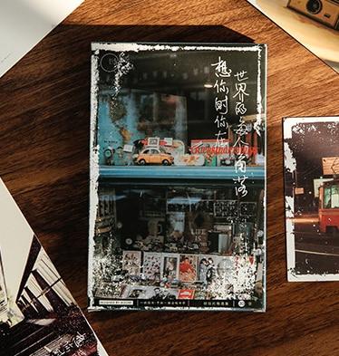 Miss World Paper Postcard(1pack=30pieces)