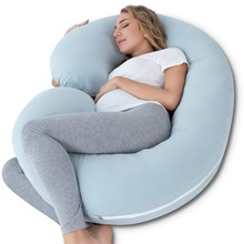 Pillow For Pregnant Women Nursing Pregnancy Cushion Maternity U-Shape  Side Sleeper Bedding Replace Washable Mommy Care
