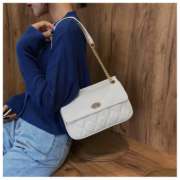 Женская мини сумка через плечо с цепочкой 2020 популярная новая