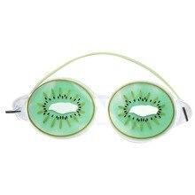 Fruit Shape Ice Goggles Remove Dark Circles Relieve Eye Fatigue Gel Masks Sleep Mask