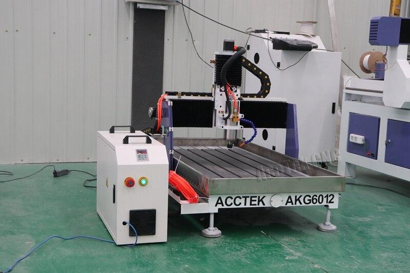 AccTek Woodworking Cnc Router Carving Machine  AKG6012