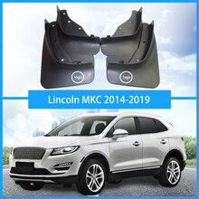 For Lincoln MKC mudguards mud flaps splash guards auto accessories 2014-2019