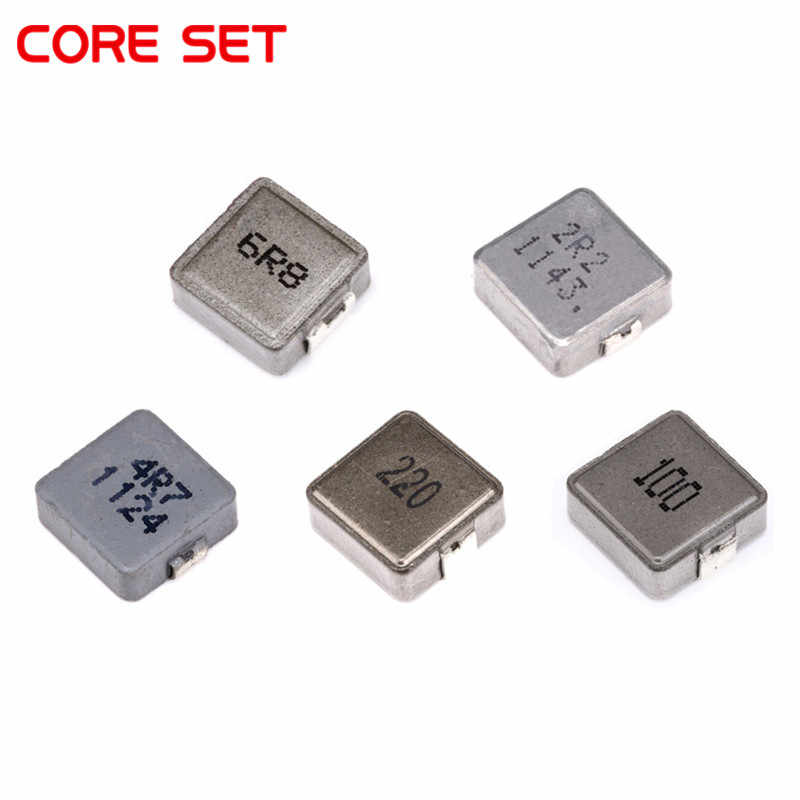 10 pieces Fixed Inductors 470uH 10/% SMD 0703