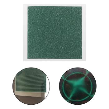 Przeglądarka pola magnetycznego wyświetlanie filmu 50x50mm wyświetlacz wzoru wykrywacza kart magnetycznych tanie i dobre opinie OOTDTY