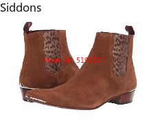 Chelsea Boots Men Winter Ankle Boots Men Shoes with Fur Warm Vintage  Zapatos De Hombre Fashion Shoes Men  Botas Hombre D305