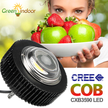 CXB3590 COB LED Grow Light 100W Full Spectrum Plant Growth Lamp For Plants Indoor Growing Fitolampy CXB2530 3500K Flower Seeding