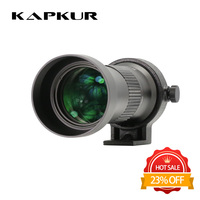 Kapkur phone lens  18X Telephoto lens for iPhone series phone with Kapkur phone case and free tripod for match  concert watching