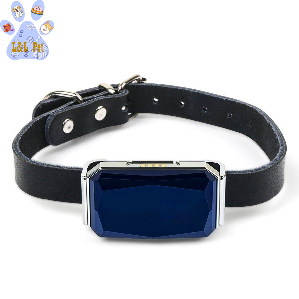 GPS Practical Anti-Lost Waterproof Tracer Waterproof Dog Mini Tracking Pet Cat Dog Puppy Collar Pet Tracking Collar Positioning