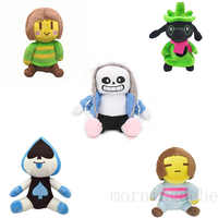 Plush Toys Sans Undertale Toriel Soft Stuffed Doll Toy Game Cartoon Cute Animals 23-28cm 5 styles Kids Birthday Gift