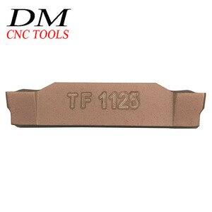 Image 3 - 10pcs N123E2 0200 0002 TF 1125/N123G2 0300 0003 TF 1125/N123H2 0400 0004 TF 1125 Cemented carbide external cutting blade