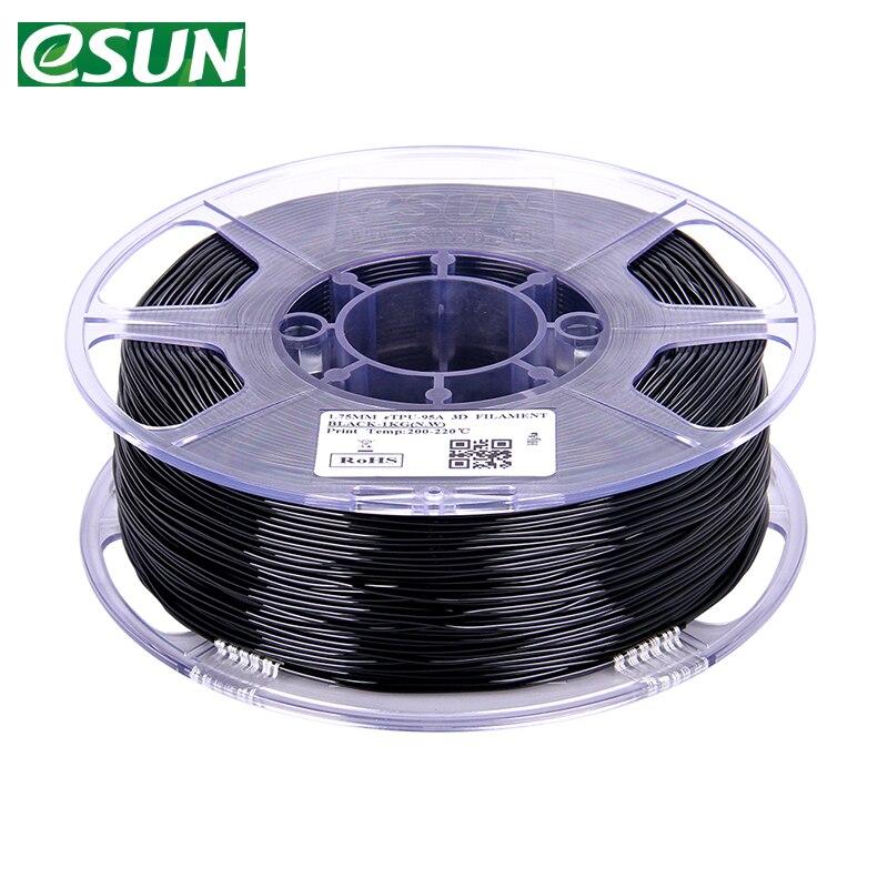 esun PETG PLA+ 3d printer filament plastic for 3d printer filament 3d pen/ 1kg 340m/ shipping from Moscow