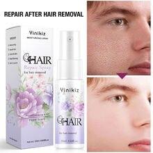 После удаления волос восстанавливающий спрей для всего тела