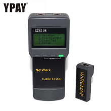 YPAY network cable tool rg45 tester ethernet wiremap rj45 ca