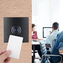 Наружная карта считыватель для системы доступа 125 кГц Wiegand 26 IP65 RFID считыватель карт для офисной двери Система контроля доступа