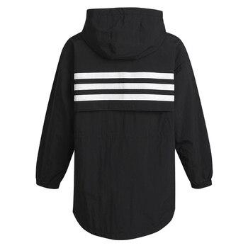 Original New Arrival Adidas W CS MAR WB2 Women's jacket Hooded Sportswear 2