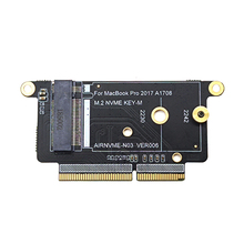 Adapter-Card Macbook Apple Nvme SSD Express NGFF M.2 A1708 for Pro Retina 13-PCI Pcie-To-M2