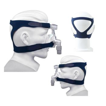 MOYEAH NM2 CPAP Nasal Mask with Headgear Strap Sleep Apnea Mask For CPAP APAP BIPAP Machine Connect Hose and Nose Anti Snoring bmc automatic cpap machine resmart respirator for anti snoring sleep apnea with treatment mask humidifier tube free shipping