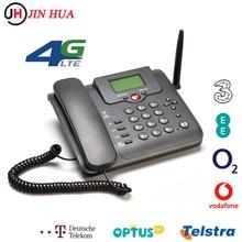 Cpe903 Fixed Phone 4G Router LTE Vodafone Modem Volte GSM Desk Telephone Portable Wifi Hotspot Unlocked Sim Card 4G WIFI Router