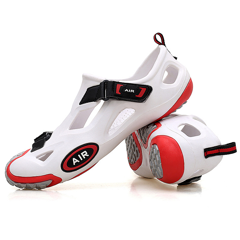 2019 Summer Croc Shoes Women Sandals Outdoor Hollow Beach Sandal Crocse Black Mens Footwear Unisex Clogs Flip Flops Size 35-44