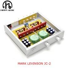2021 جديد مرحبا نهاية الإصدار المرجعي مارك ليفينسون مارك JC2 ترانزستور بتأثير حقل الفئة أ المضخم المسبق