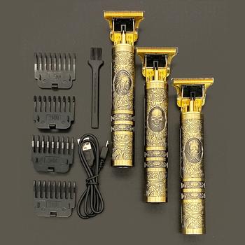 Do włosów trymer fryzjerski maszynka do włosów bezprzewodowy ścinanie włosów maszyna trymer do brody maszynka do golenia bezprzewodowy elektryczna maszynka do golenia golarka męska tanie i dobre opinie IWOWN Akumulator Mężczyzna CN (pochodzenie) Pojedyncze ostrze 35 Min Do mycia całego ciała 2020 Golarka elektryczna