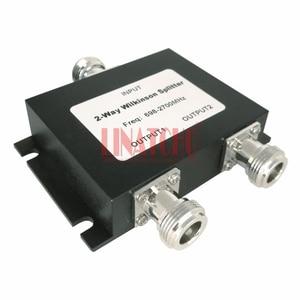 Image 5 - 698 2700mhz GSM 4G LTE W CDMA FDD mobile signal repeater antennas wilkinson splitter 2 way