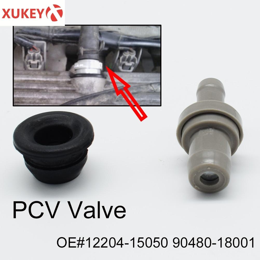 Положительная вентиляция шатуна PCV, клапан втулки, уплотнитель 045-0307 12204-15050 для Toyota Suzuki Aerio м, Sidekick Свифт Vitara