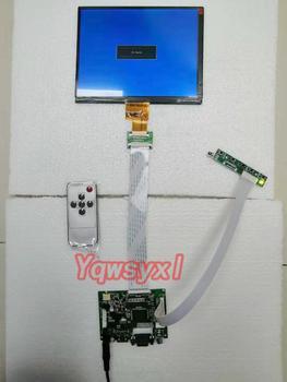 Yqwsyxl de 8 pulgadas IPS 1024*768 tablet HD pantalla LCD pantalla HJ080IA-01E HE080IA-01D Placa de controlador HDMI Monitor de Control para Raspberry