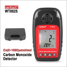 Handheld Indoor Air Quality CO Monitor Carbon Monoxide Detector Accurate Testing Air Quality Pollution with TEMP Recording цены