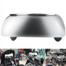 Мотоциклетное зеркало заднего вида с углом обзора 180 градусов