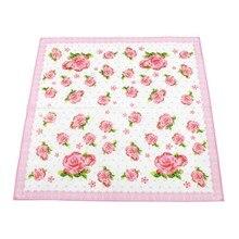 Tissue Napkin Decoupage Party-Decoration Flower for Wedding 33cm--33cm 1-Pack/Lot 1-Pack/Lot