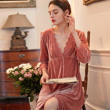 Women Nightgown Sleep Wear Women Night Dress Women Sleepwear