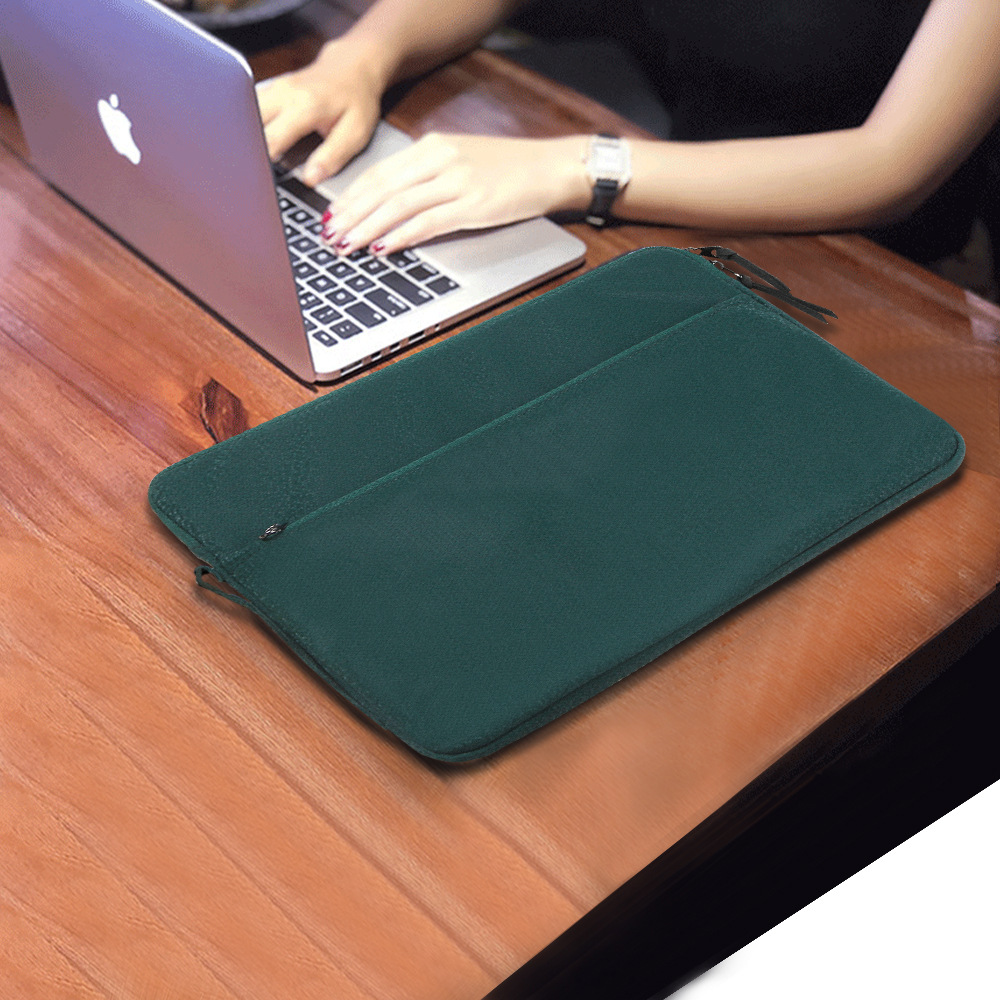 Laptop Bag Case 11 12 13 14 15 Inch Waterproof Notebook Bag for Macbook Air Pro 13 15 Computer Shoulder Handbag Briefcase Bag