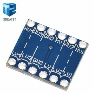 Image 5 - GREATZT 10 sztuk 4 kanał IIC I2C konwerter poziomów logicznych dwukierunkowy moduł 5V do 3.3V