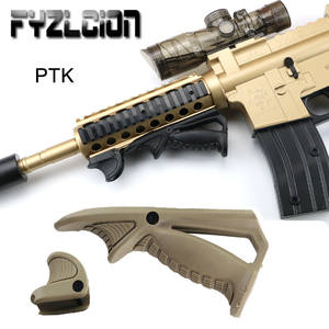 Tactical Polymer Pistol Triangle PTK Nylon Grip Handle FBA Handle Front Grip Handle for Airgun air rifle install Accessory