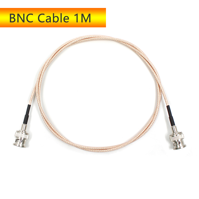 SDI Cable 75 Ohm BNC Male To BNC Male Video Coaxial Coax Cable For SDI Camera Security CCTV Camera DVR System/BMCC 1M/3FT