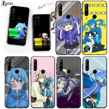 Enom Takane for Honor 30S 30i 30 View V 20 Pro 5G 20S 20E 10X 10 10i 9N 9C 9S 9X Lite Black Phone Case image