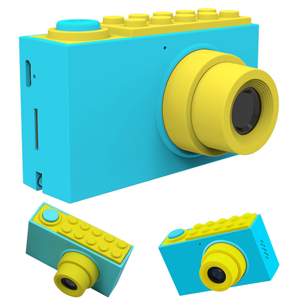 Waterproof Home Gifts Lithium Battery Dust Proof Kids Digital Camera Video Shooting High Definition Zoom Mini Cam Portable