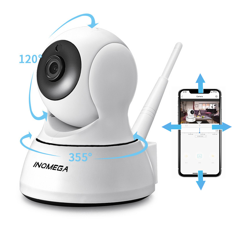 INQMEGA 1080P  IP Camera Wireless Wifi Cam Indoor Home Security Surveillance CCTV Network Camera Night Vision  P2P Remote View|monitor ip camera|ip camera wifiip camera - AliExpress