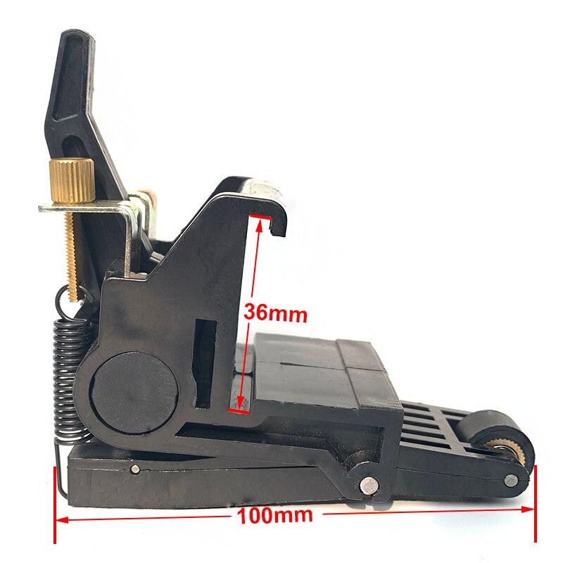 2pcs Liyu Redsail SUDA Vinyl Cutting Plotter Cutter Pinch Roller Assembly For SC631E SC801E  SC1261E