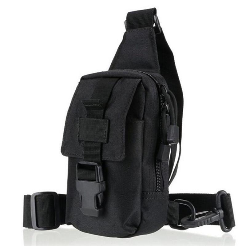 Oxford Cloth Outdoor Bag Backpack Shoulder Camping Hiking Bag Camouflage Hunting Backpack