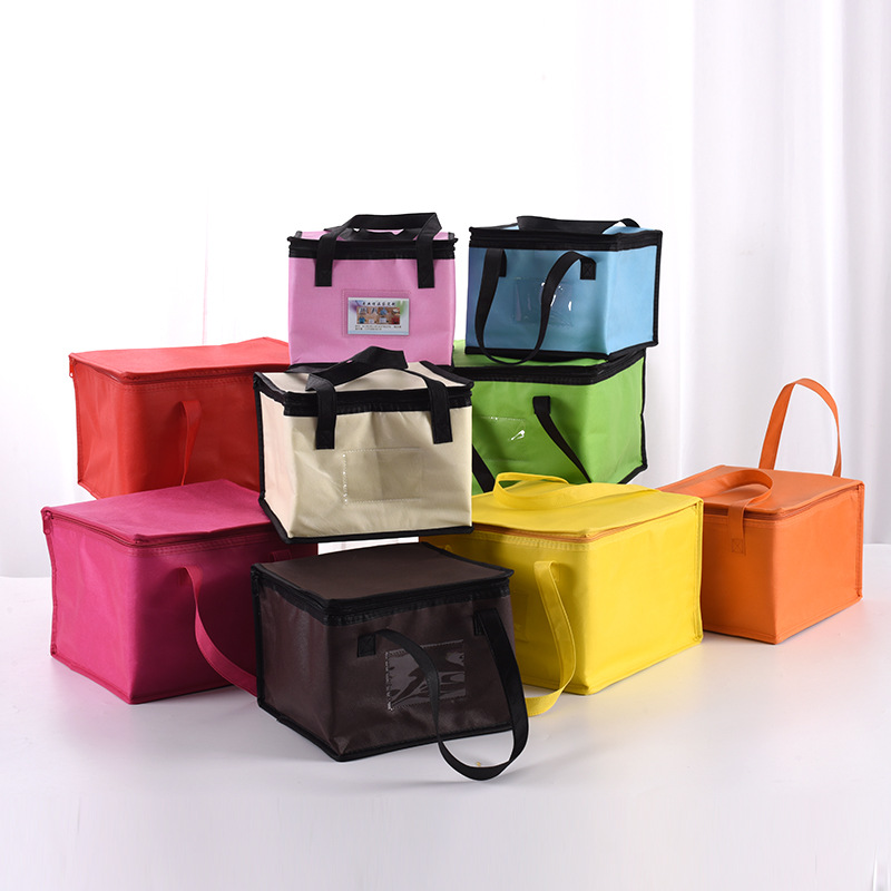 Food Cooler Bag Insulated Large Capacity Multi-function Lunch Box Bolsa Termica Cooler Bag Picknick Drink Carrier Insulated Bag