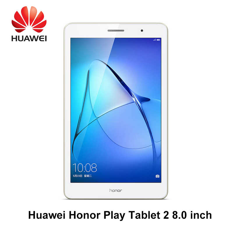 HUAWEI MediaPad T3 8 הכבוד לשחק Tablet 2 8 אינץ LTE/wifi Qualcomm Snapdragon 425 2G Ram 16G Rom 8.0MP 4800mah הגלובלי ROM