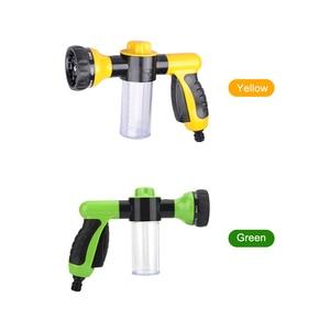 Image 2 - Pistolet à mousse de lavage de voiture Portable, à haute pression, pour véhicules, Pot à mousse, outils de lavage pour Automobiles